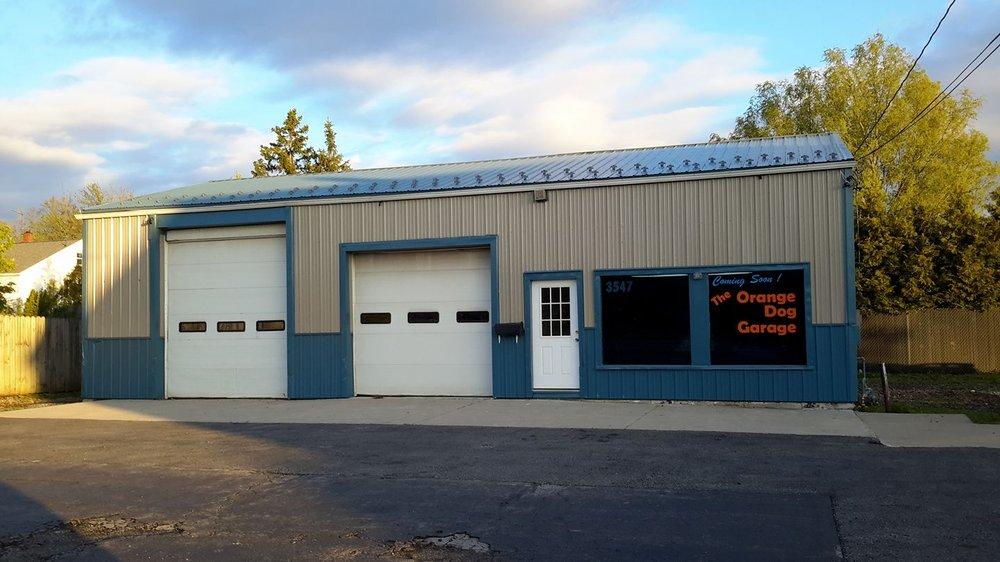 Orange Dog Garage 3547 Walden Ave, Lancaster