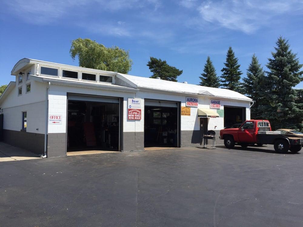 Aurora Garage 546 Aurora St, Lancaster