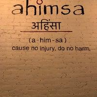 ahimsa garden
