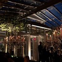 RH Rooftop Restaurant New York