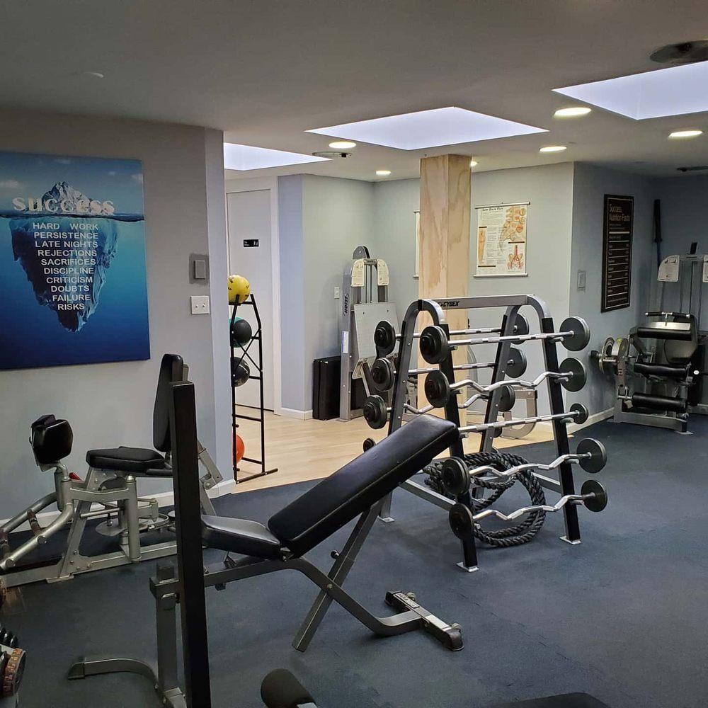 Huners Fitness Advantage