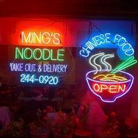 Ming's Noodle