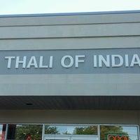 Thali of India