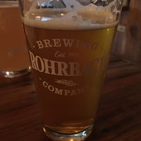Rohrbach Brewing Co. Railroad Street Beer Hall