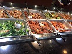 Asian Buffet (Sushi & Hibachi)