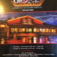 The Original Charbroil House & Catering