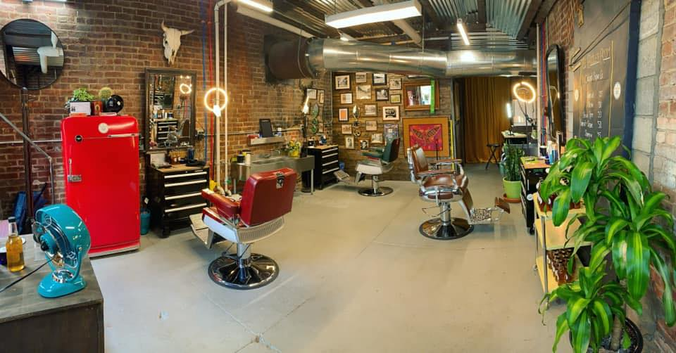 The Boiler Room Cut and Shave Co. 376 Broadway R2, Saratoga Springs