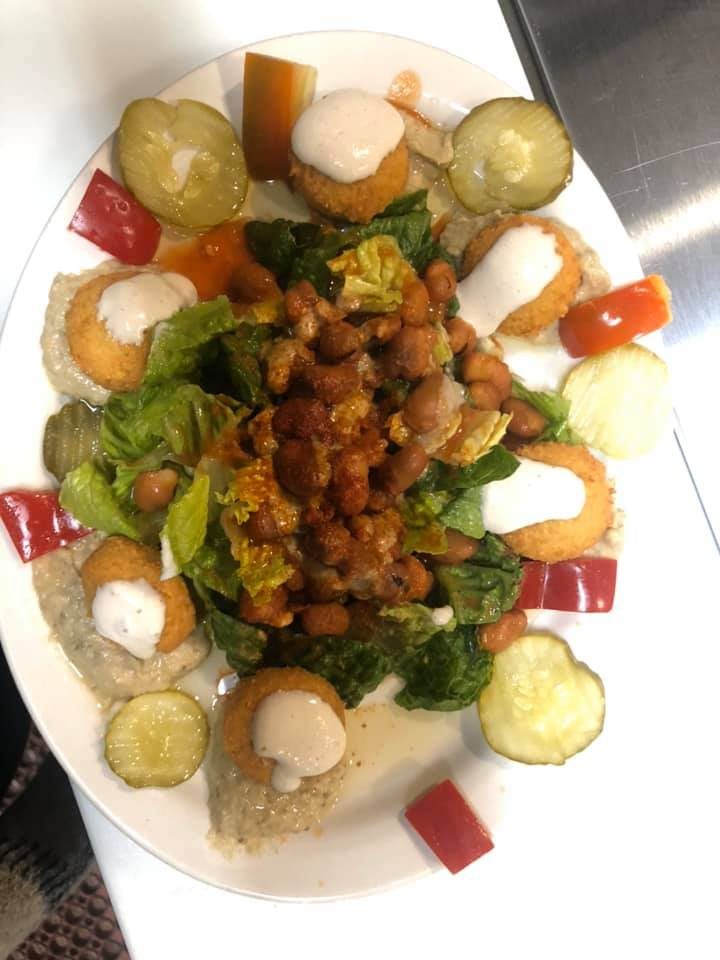 El Basha Mediterranean Eatery 54 W Main St, Victor