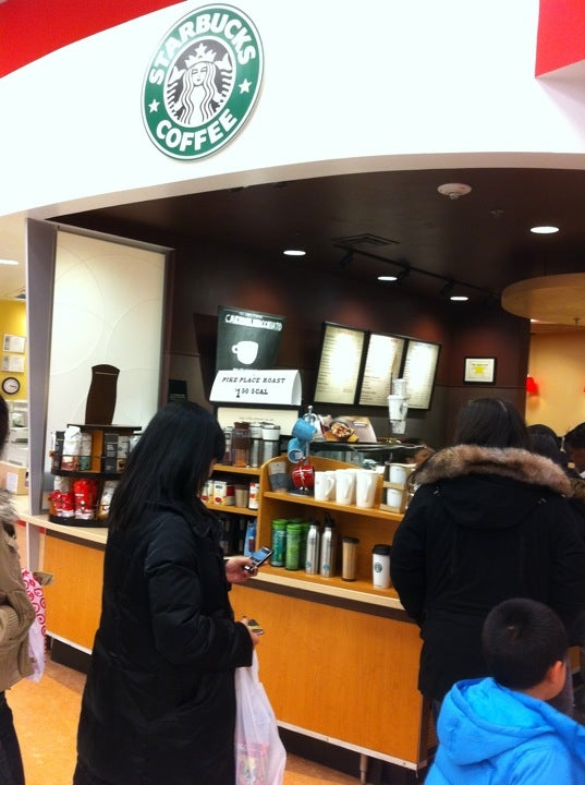 Starbucks Westbury