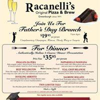 Racanelli's Original Pizza & Brew (Greenburgh)