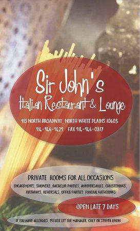 Sir John's