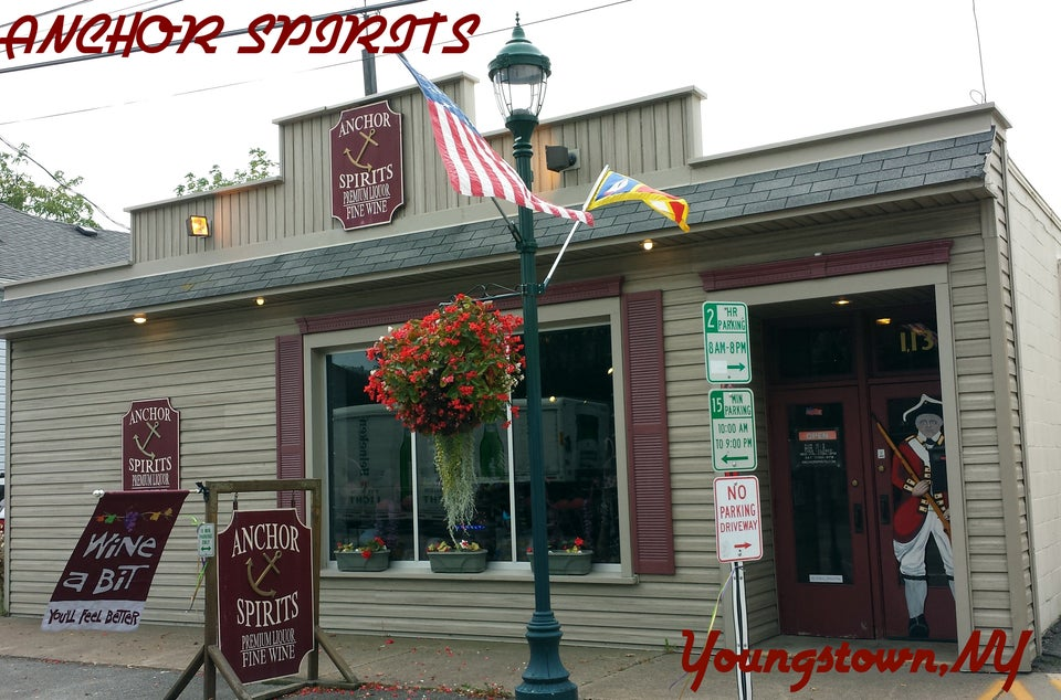 Anchor Spirits & Wines 113 Lockport St, Youngstown