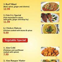 Nawab Grill & Restaurant - Pakistan & Indian Cuisine