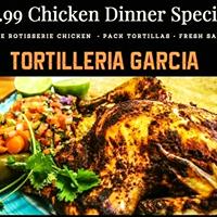 Tortilleria Garcia - College Hill