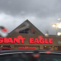 Giant Eagle Supermarket