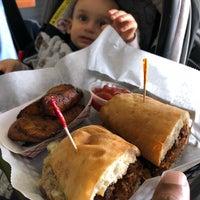 Si Senor Peruvian Sandwiches - Grandview