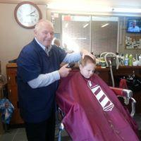 Cleveland Street Barber Shop