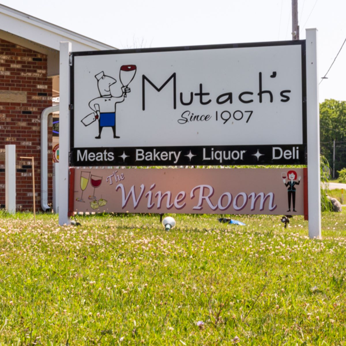 Mutach's Food Market & The Wine Room 8037 E Harbor Rd, Lakeside Marblehead