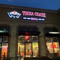 Tikka Craze