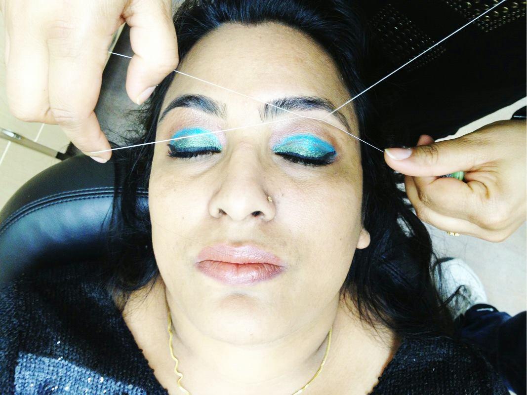 Aone Eyebrow Threading