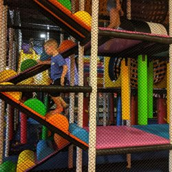 Kid's Galaxy Indoor Playground