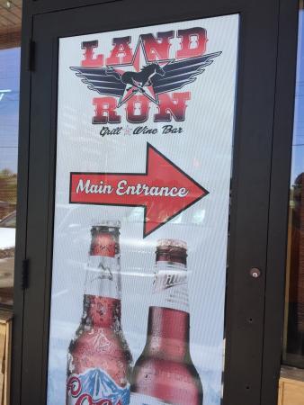 Land Run Grill