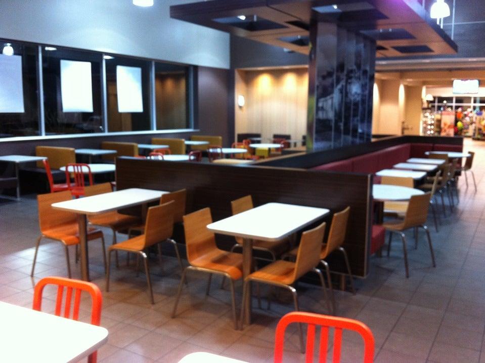 McDonald's 498 Muskogee Turnpike, Porter