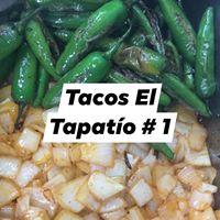 Tacos EL Tapatio #1