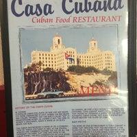 Casa Cubana Restaurant