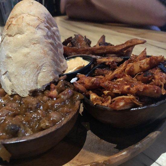 Lou Dawg's Southern BBQ - London