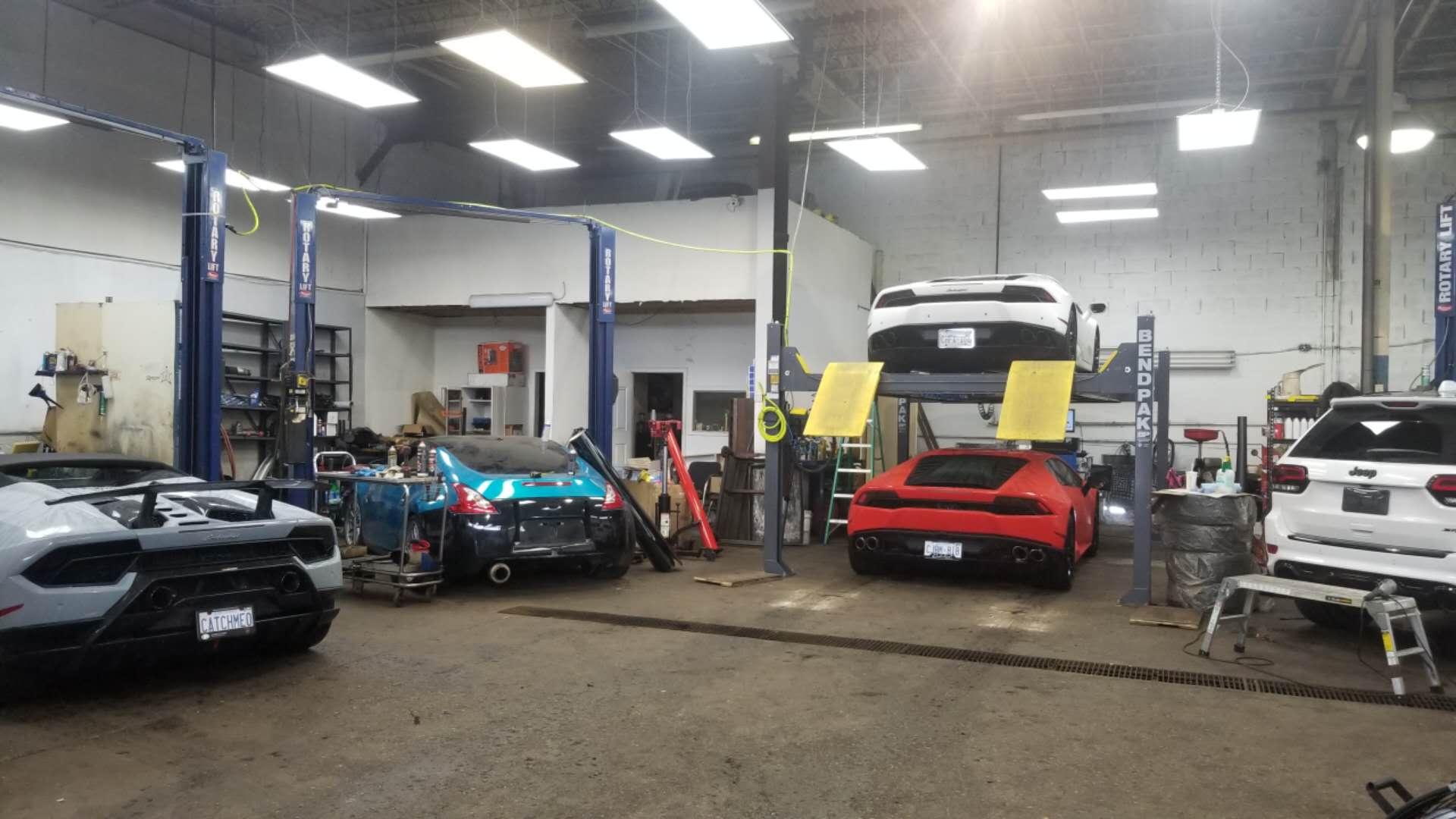 Accel Auto Centre 20-1100 Finch Ave W, North York