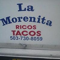 La Morenita Ricos Tacos
