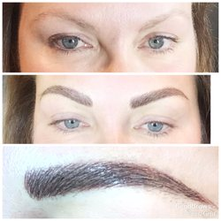 Bend Microbladed Brows and Beauty