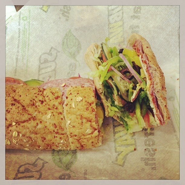 Subway Eugene