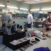Oakway Center Barber Shop