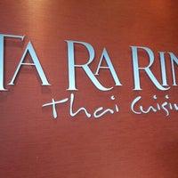 Ta Ra Rin Thai Cuisine-Eugene