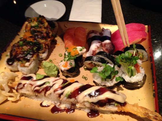 Sushi Domo Oak St