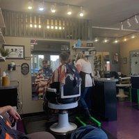 Amber's Barbershop