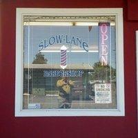 Slow Lane Barber Shop