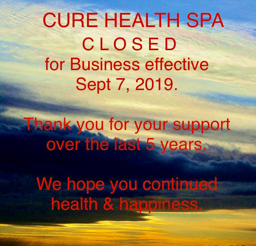 Cure Health Spa