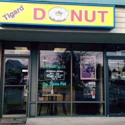 Tigard Donut