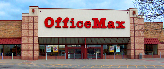 Officemax 520 Lancaster Dr NE, Salem