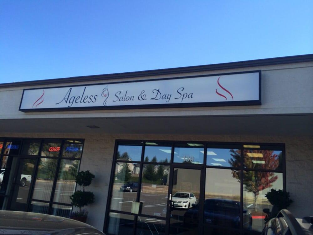 Ageless Salon & Day Spa