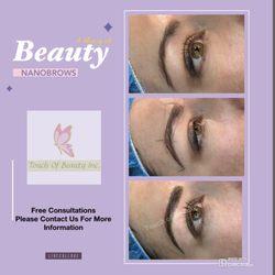 Touch Of Beauty By Taj -Eyelash Extensions & Cosmetic Tattoo Salon