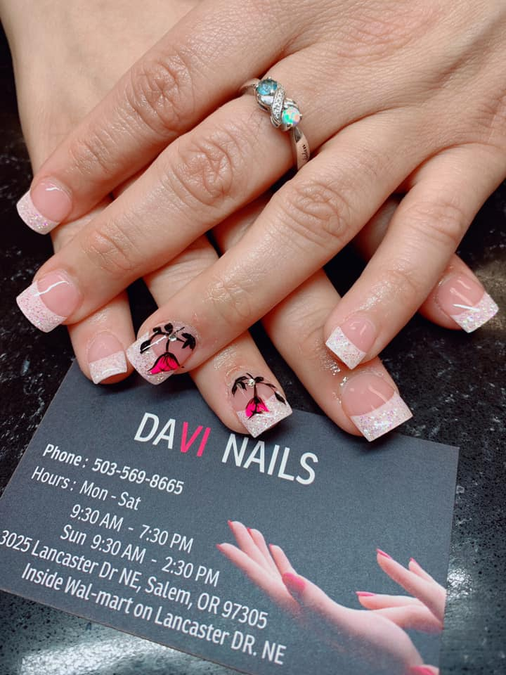 Da-Vi Nails 3025 Lancaster Dr NE, Salem