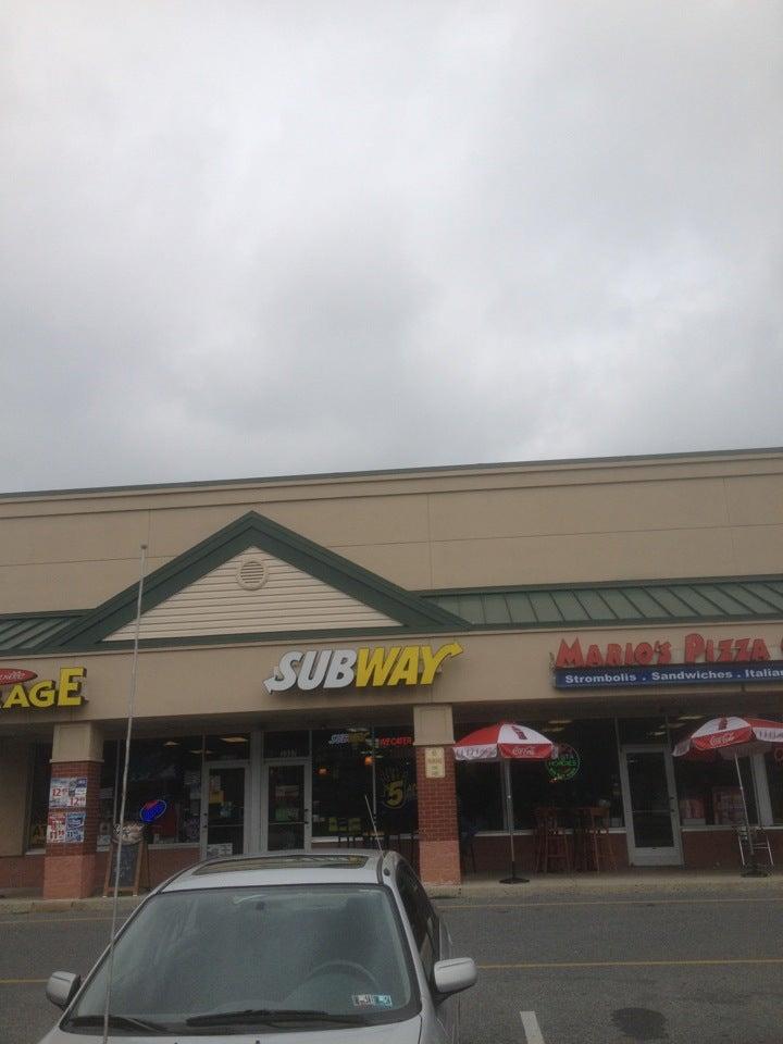 Subway Allentown