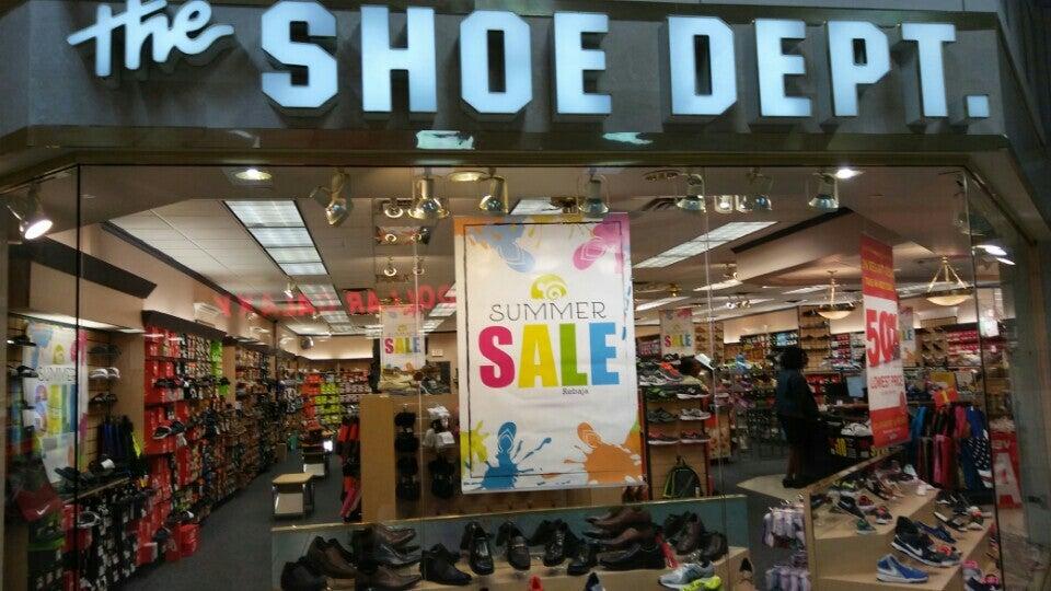 Shoe Show South Mall, 3300 Lehigh St Spcs 703 & 704, Allentown