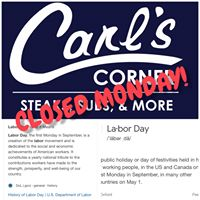 Carl's Corner