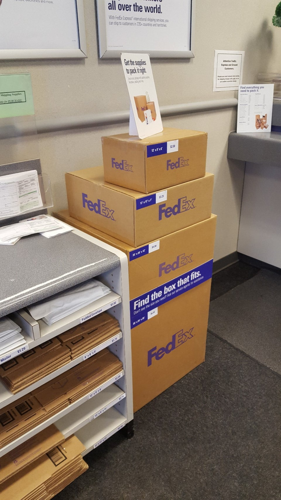 FedEx Erie