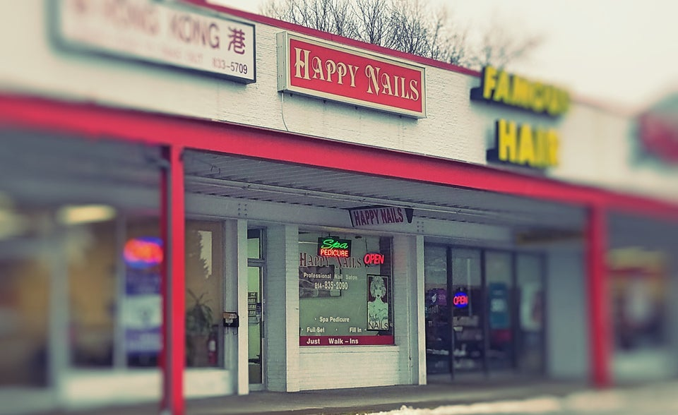 Happy Nails 2889 W 26th St, Erie